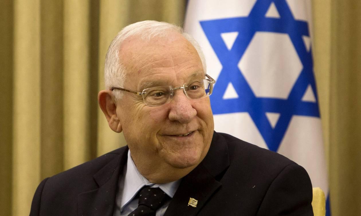 Στην Αθήνα ο πρόεδρος του Ισραήλ – Επαφές με Παυλόπουλο και Τσίπρα