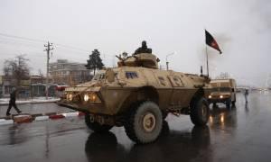 Αφγανιστάν: Ισχυρές εκρήξεις και επίθεση εναντίον της στρατιωτικής ακαδημίας στην Καμπούλ