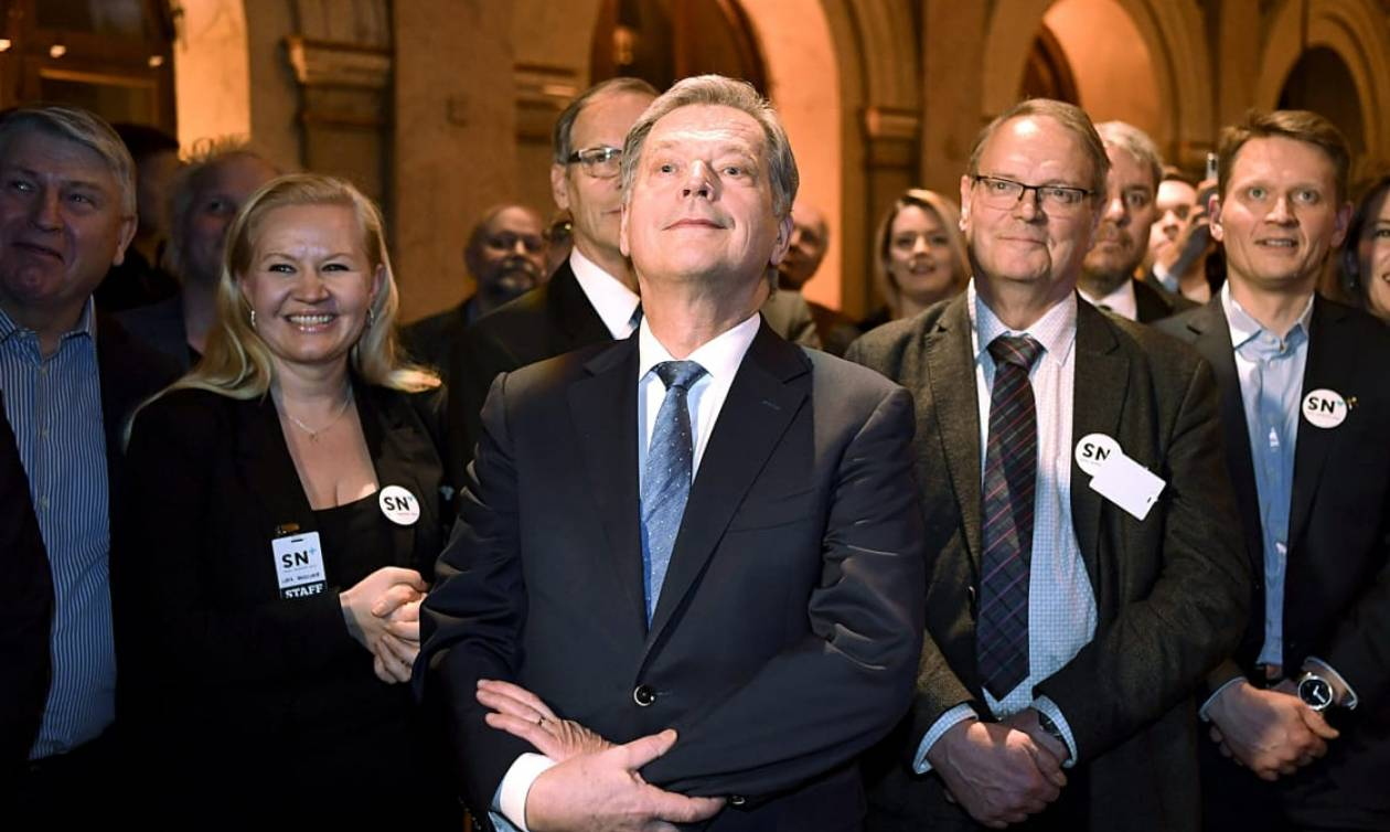 Εκλογές Φινλανδία: Θριαμβευτική επανεκλογή για τον Σάουλι Νιινίστο