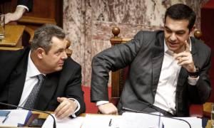 Σκοπιανό: Το θέμα της ονομασίας αλλάζει τον πολιτικό χάρτη - Ο γρίφος Καμμένου και οι νέες συμμαχίες