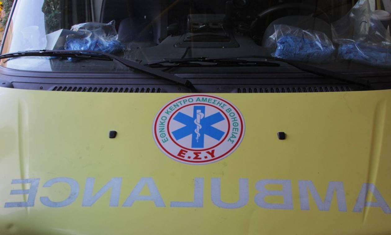 Συναγερμός στα Χανιά: 16χρονη έπεσε από γέφυρα