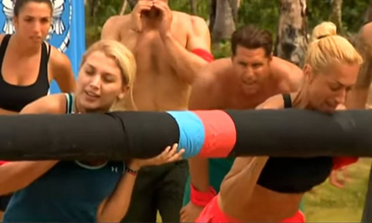 Survivor: Γιατί η Σπυροπούλου είναι ήδη το μεγάλο φαβορί; (video)