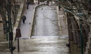 Γαλλία: Βροχοπτώσεις ρεκόρ το δίμηνο Δεκεμβρίου - Ιανουαρίου!