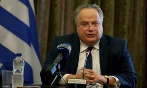 Κοτζιάς: Σχέδιο συμφώνου με τα Σκόπια εντός του Φεβρουαρίου