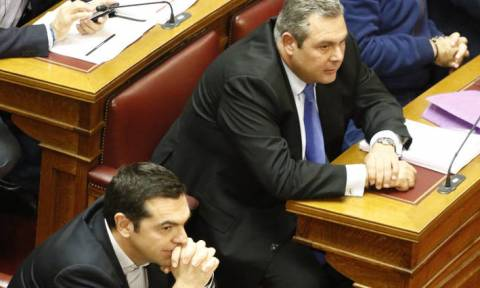 Κανένα θέμα για την κυβερνητική συνοχή - Προώθηση συνολικής λύσης για το Σκοπιανό