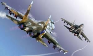Παρ' ολίγον σύγκρουση στο αέρα: Ρωσικά και αμερικανικά μαχητικά «παίζουν με τη φωτιά»