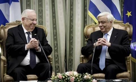 В Греции проходит визит президента Израиля Реувена Риалина