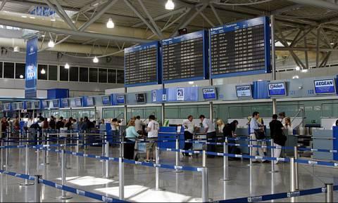 В Афинском аэропорту арестован россиянин, подозреваемый в терроризме