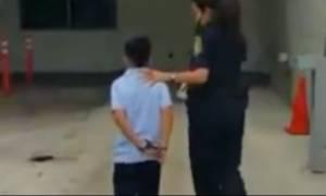 Απίστευτο: Συνελήφθη 7χρονος για επίθεση στη δασκάλα του! (video)