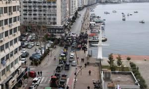 Αγρότες: Κατεβάζουν τα τρακτέρ στο κέντρο της Θεσσαλονίκης