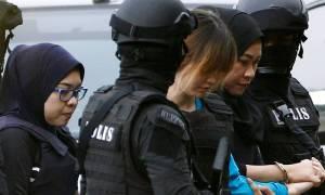 Εκατόν δύο δολάρια για μια φάρσα πλήρωσαν τη γυναίκα που δολοφόνησε τον Κιμ Γιονγκ Ναμ