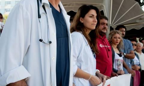 Σύσσωμος ο ιατρικός κόσμος στηρίζει την 24ωρη απεργία των νοσοκομειακών γιατρών