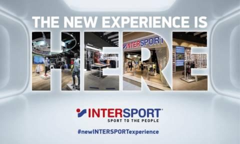 H INTERSPORT Ελλάδας καινοτομεί με νέο store concept στο The Mall Athens