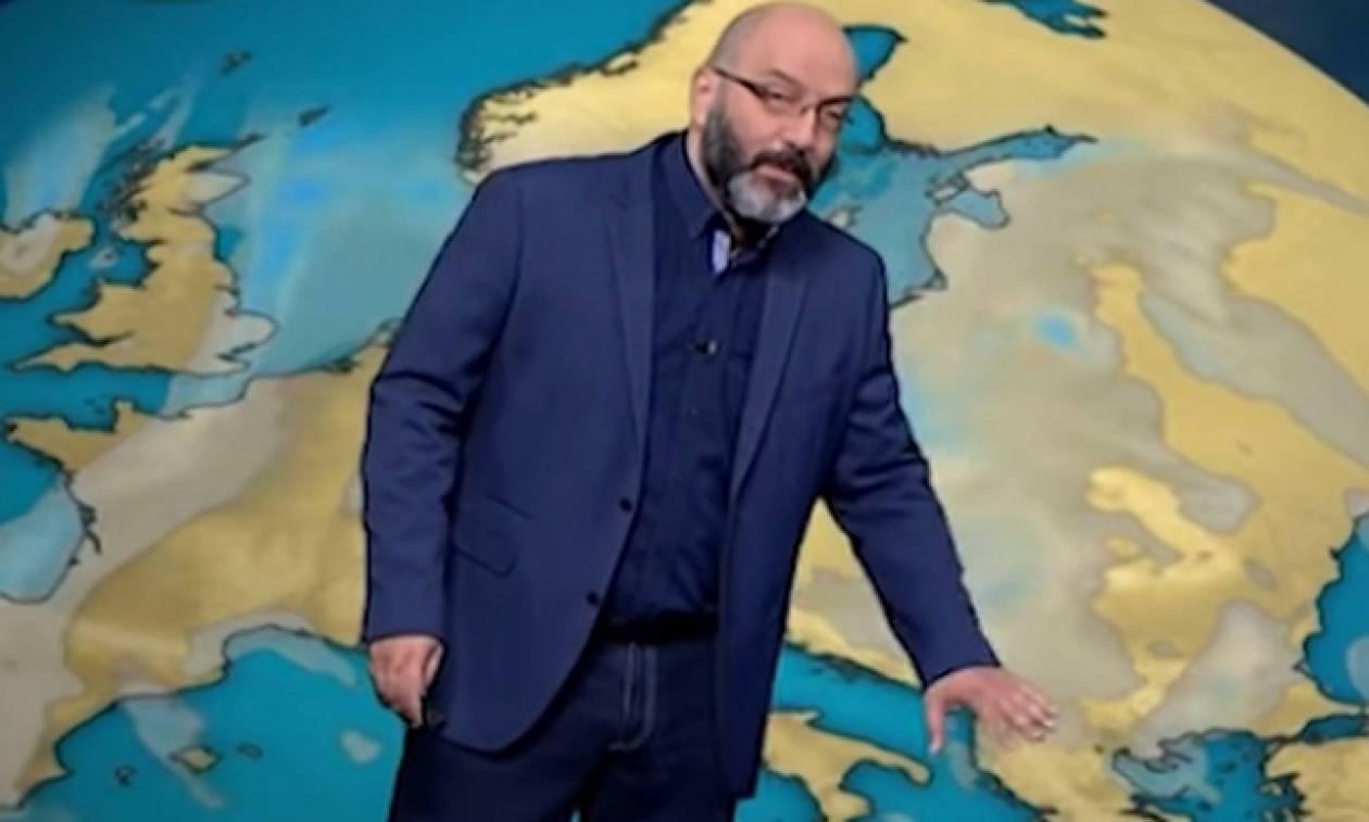 Καιρός: Τι αποκαλύπτει για τον καιρό του Σαββατοκύριακου ο Σάκης Αρναούτογλου