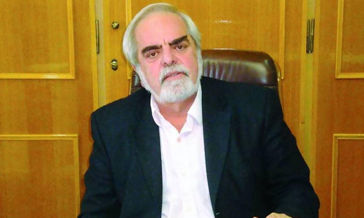 Θρήνος: Πέθανε ο Χρήστος Μαλαπάνης