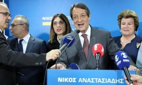 Второй тур президентских выборов на Кипре состоится 4 февраля