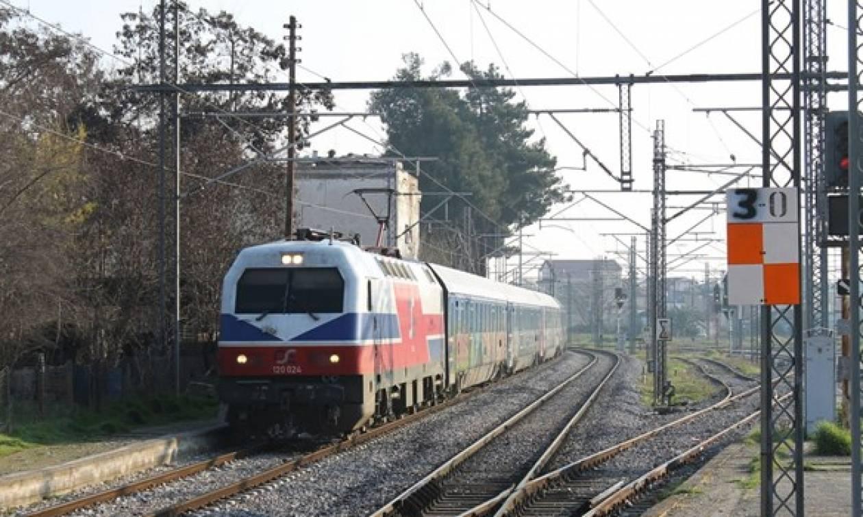 Πρωτοφανές ατύχημα στη Λάρισα: Τρένο συγκρούστηκε με πρόβατα