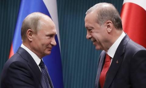 Путин и Эрдоган выразили удовлетворение итогами Конгресса сирийского нацдиалога