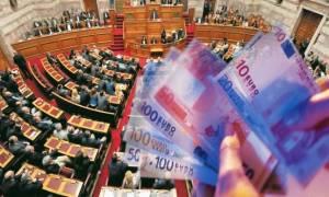 Δάνεια και χρέη κομμάτων: Πού πήγαν τα λεφτά που άρπαξαν τα κόμματα;