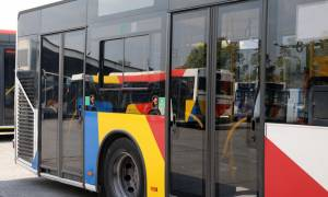 Θεσσαλονίκη: Ηλικιωμένος άφησε την τελευταία του πνοή μέσα σε λεωφορείο του ΟΑΣΘ