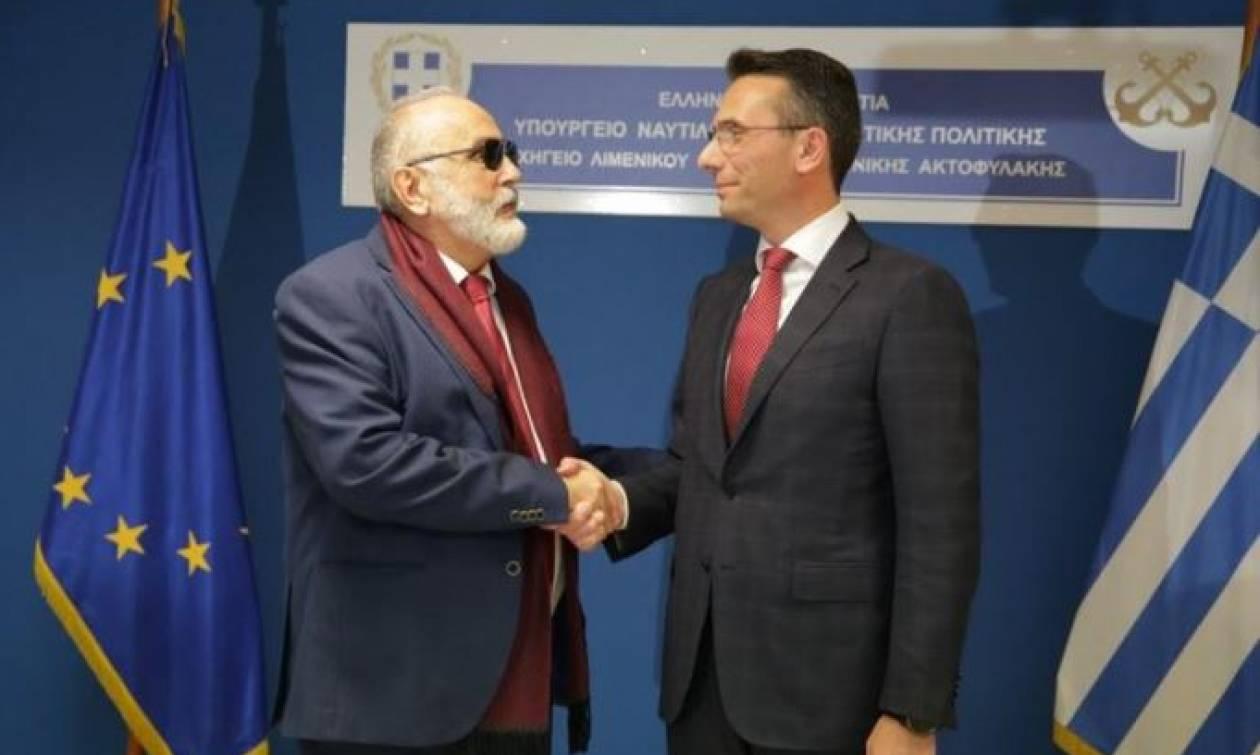 Δωρεά εκατομμυρίων από την Παπαστράτος: Προσέφερε στο λιμενικό πέντε υπερσύγχρονα φουσκωτά