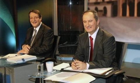 Με το Κυπριακό άρχισε το κρίσιμο debate Αναστασιάδη - Μαλά