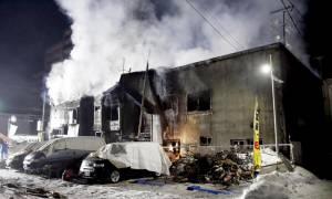 Ιαπωνία: 11 νεκροί από πυρκαγιά σε γηροκομείο