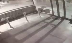 Βίντεο – ντοκουμέντο: Η στιγμή της έκρηξης στο Μαρούσι