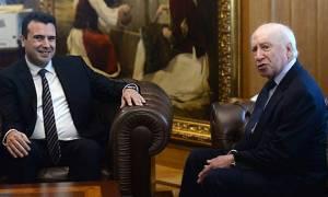 Στα Σκόπια ο Νίμιτς: Τα δύο επικρατέστερα ονόματα που θα προτείνει στον Ζάεφ