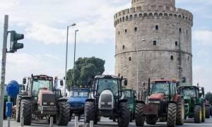 Θεσσαλονίκη: Με τα τρακτέρ τους στο κέντρο της πόλης σήμερα Πέμπτη οι αγρότες