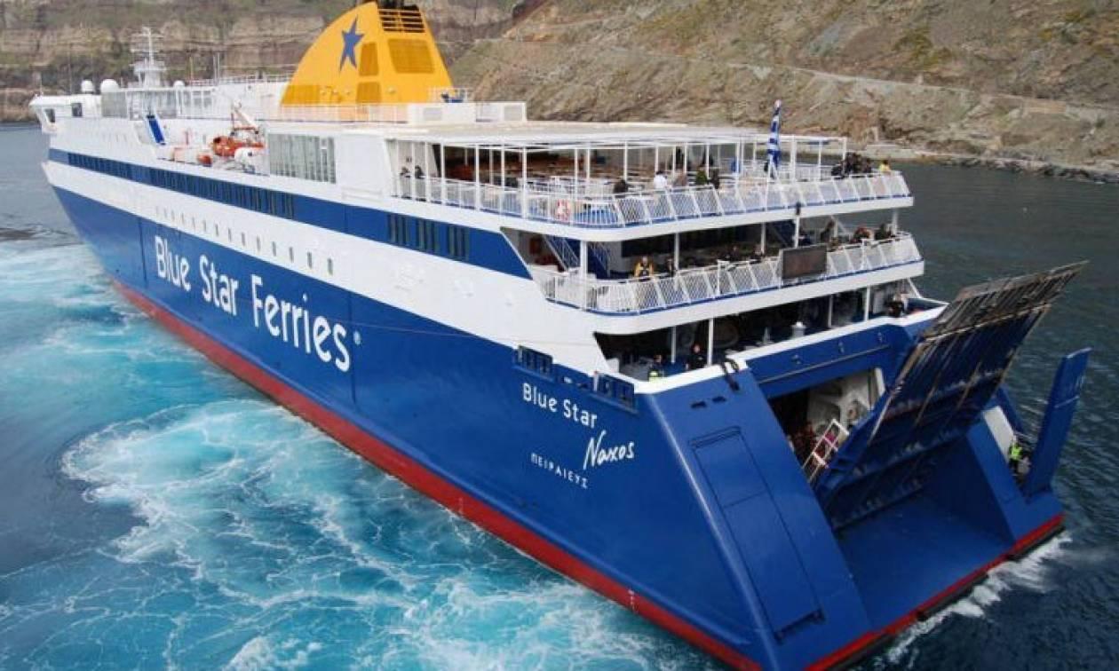 Μυστήριο στο Blue Star Naxos: Ποιος ήταν ο επιβάτης που αυτοκτόνησε;