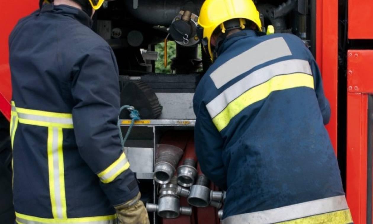 Τραγωδία στη Νάουσα: Κάηκε ζωντανή μέσα στο ίδιο της το σπίτι