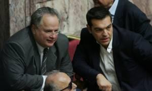 Ο Κοτζιάς ενημέρωσε τον Τσίπρα για τις προκλήσεις του Σκοπιανού ΥΠΕΞ