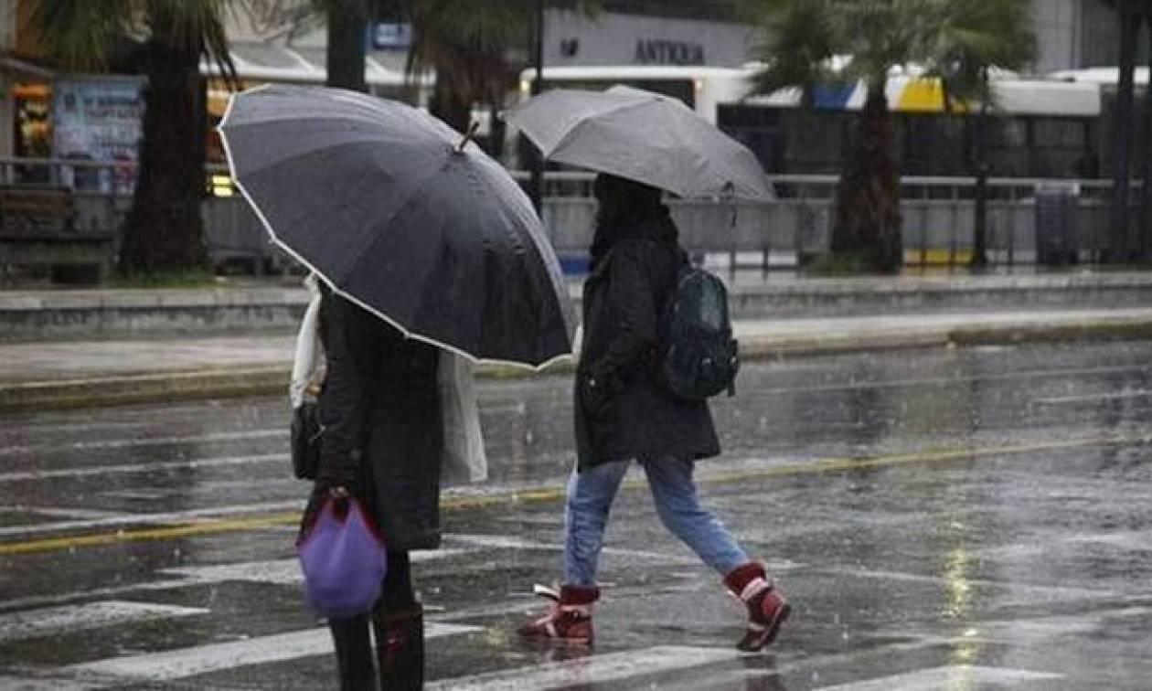 Αλλάζει ο καιρός την Παρασκευή: Πού θα βρέξει - Αναλυτική πρόγνωση
