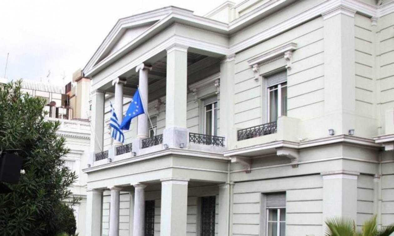 Το ΥΠΕΞ απαντά στις προκλήσεις συμβούλου του Ερντογάν: «Αχαρακτήριστες δηλώσεις»