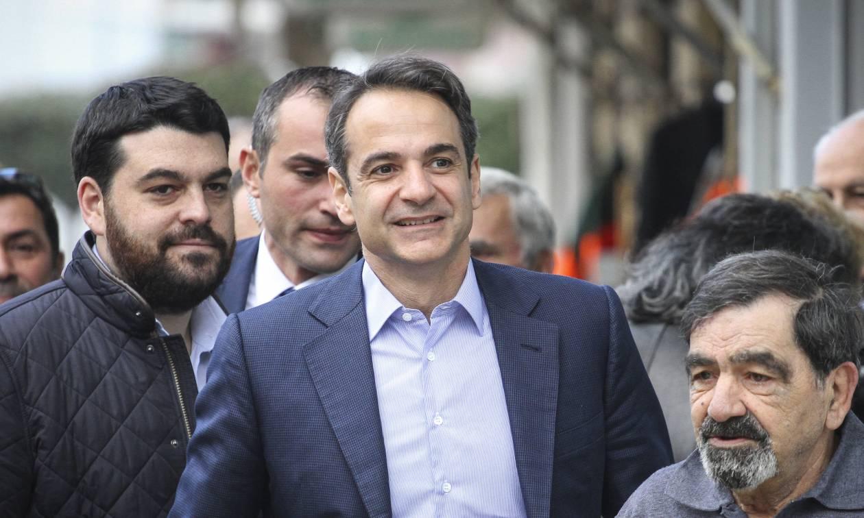 Μητσοτάκης: «Δεν θα ανεχτώ να διχάσουμε τους Έλληνες για να ενώσουμε τους Σκοπιανούς»