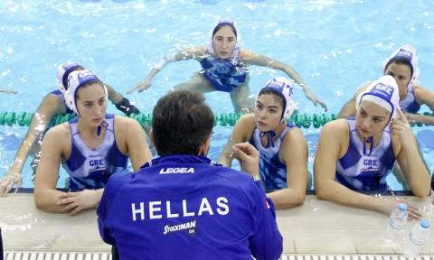 Europa Cup Γυναικών: Η Ελλάδα «βούλιαξε» την Γερμανία με 32-3!