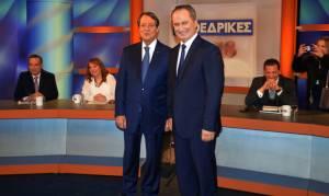 Εκλογές Κύπρος: Χωρίς συμμαχίες Αναστασιάδης - Μαλάς