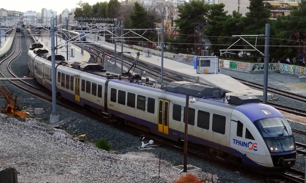 ΤΡΑΙΝΟΣΕ: Ξεκίνησαν τα δρομολόγια Πειραιάς - Αεροδρόμιο