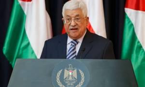 Ενώπιον του Συμβουλίου Ασφαλείας του ΟΗΕ θα τοποθετηθεί ο Μαχμούντ Αμπάς