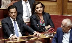 «Καρφί» Ντόρας για Γεωργιάδη: Ο Κυριάκος διόρισε τον Άδωνι Αντιπρόεδρο