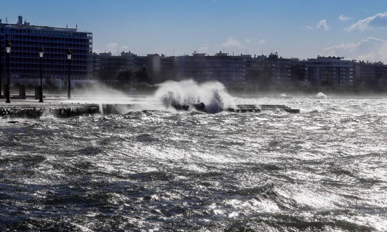 ΕΚΤΑΚΤΟ δελτίο επιδείνωσης καιρού: Σε αυτές τις περιοχές θα χτυπήσει ισχυρή κακοκαιρία σε λίγες ώρες