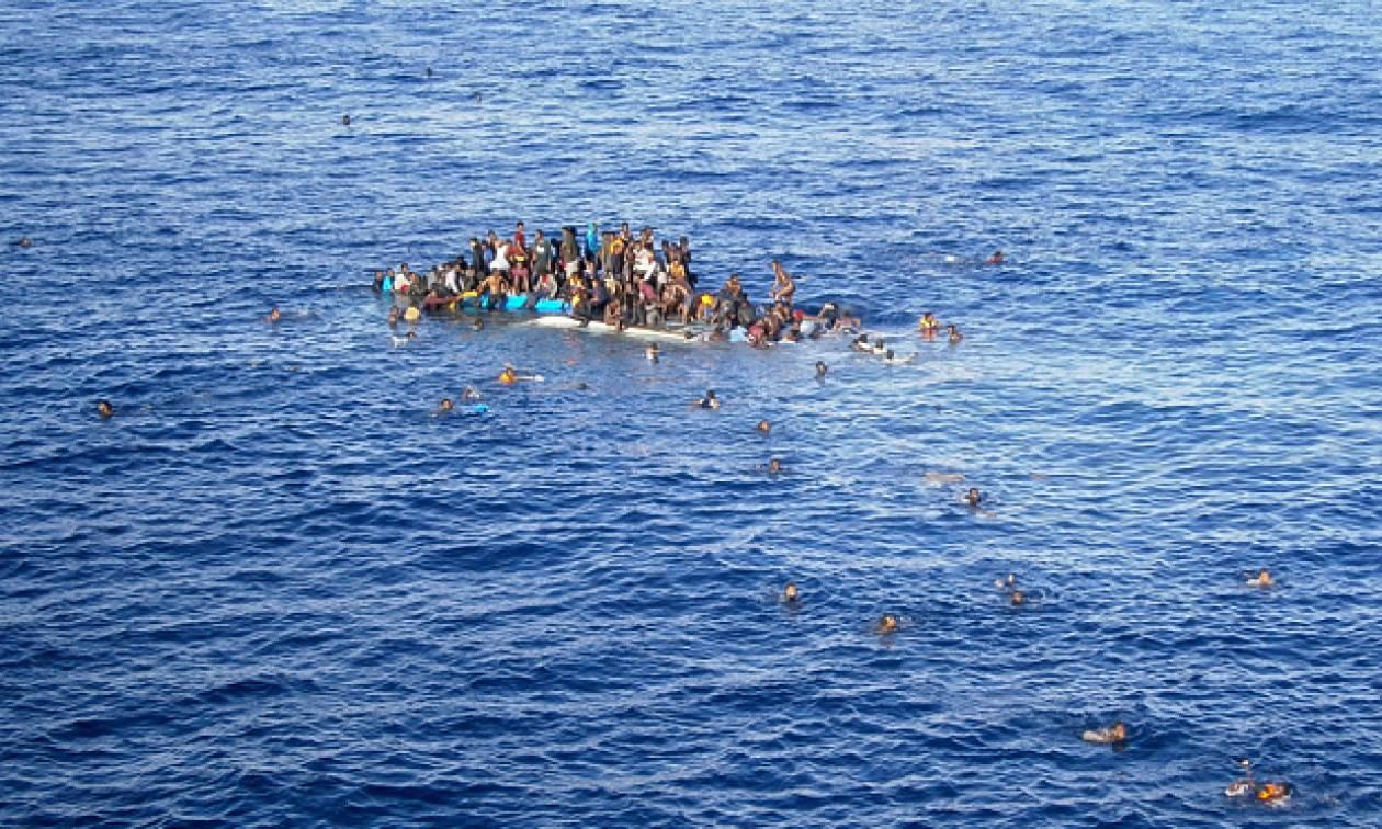 Τραγωδία στη Μεσόγειο: Φόβοι για δεκάδες νεκρούς πρόσφυγες σε ναυάγιο