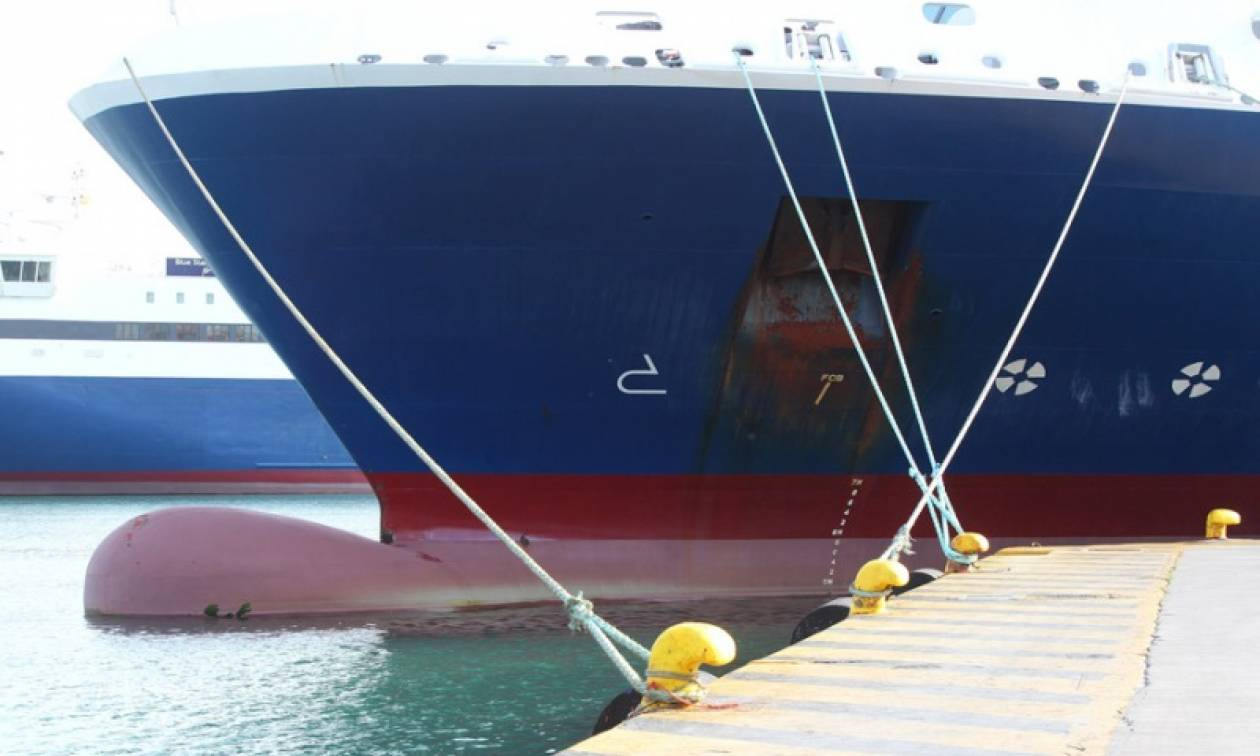 Κακοκαιρία: Δείτε σε ποια λιμάνια είναι δεμένα τα πλοία