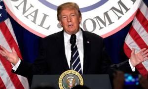 Ο Τραμπ κατηγορεί το FBI και το υπ. Δικαιοσύνης ότι πολιτικοποιούν έρευνες υπέρ των Δημοκρατικών