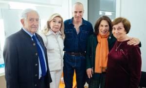 Μαριάννα Βαρδινογιάννη: Μεγάλη καλλιτεχνική φυσιογνωμία ο Ντάνιελ Ντέι Λιούις