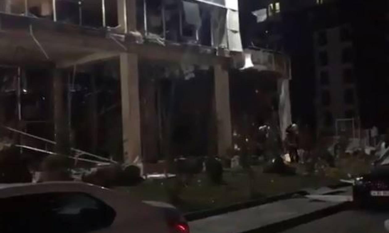 Τουρκία: Σε βόμβα οφείλεται η έκρηξη στην Άγκυρα - Οκτώ συλλήψεις