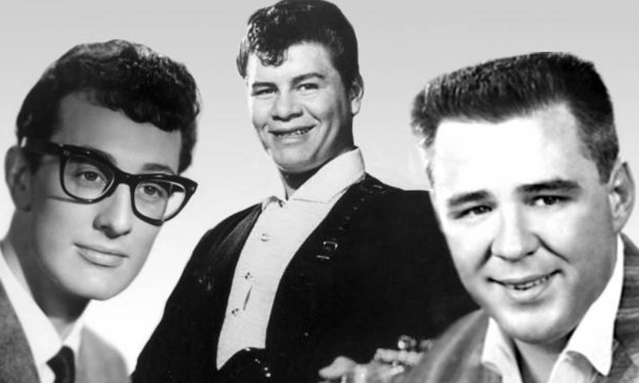 Σαν σήμερα το 1959: «Η μέρα που πέθανε η μουσική» σε… αεροπορικό δυστύχημα