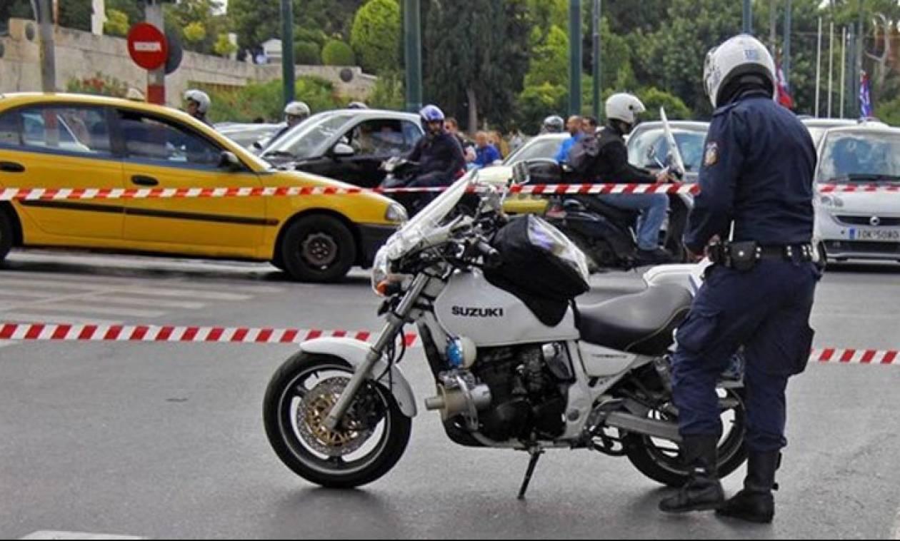Προσοχή! Κυκλοφοριακές ρυθμίσεις σήμερα στο κέντρο της Αθήνας - Ποιοι δρόμοι κλείνουν
