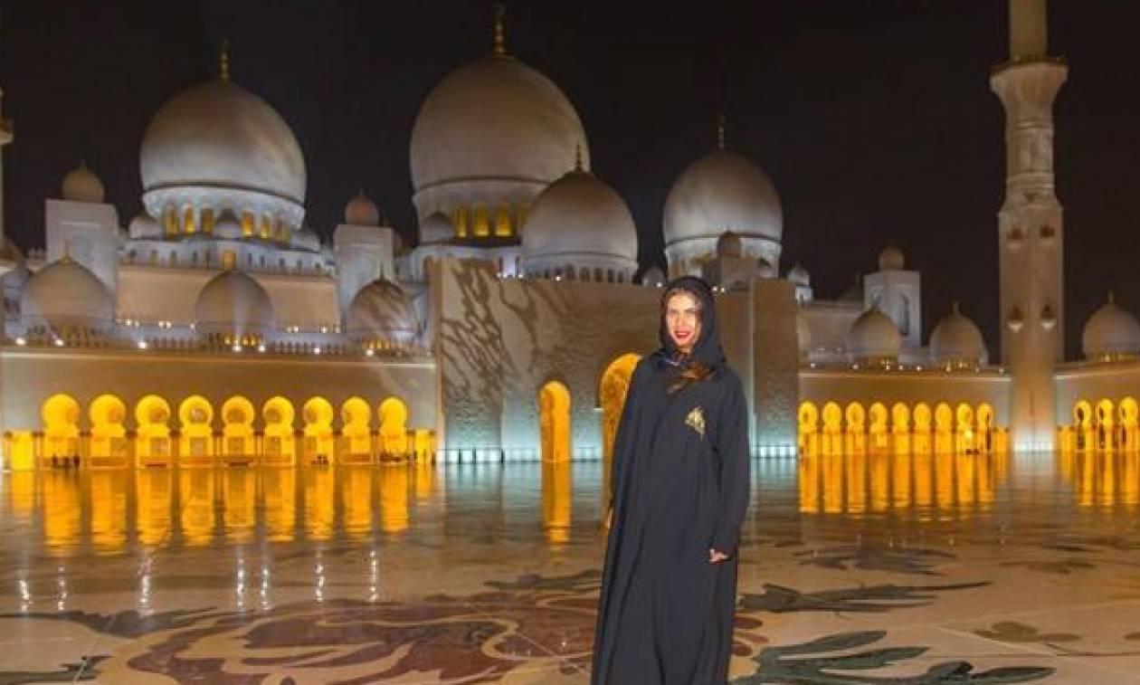 Η 28χρονη από τη Σητεία που είναι αεροσυνοδός της βασιλικής οικογένειας της Σαουδικής Αραβίας (vid)
